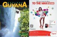 thag traveller - Guyana Tourism Authority