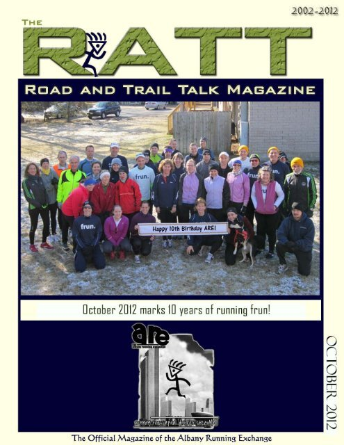 road and trail talk - Albany Running Exchange