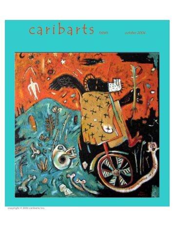 Issue # 24 - CARIBARTS