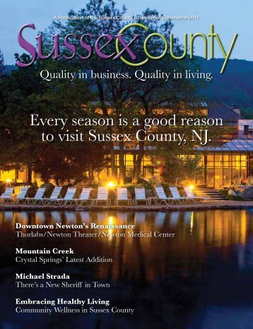 View Sussex County Magazine - Sussex County Chamber of ...