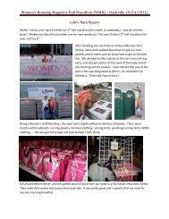 Women's Running Magazine Half Marathon (WMH ... - Mollphotos