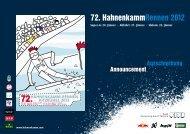 hahnenkamm-rennen kitzbuhel 2012 - FIS
