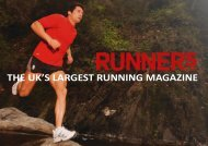 the uk's largest running magazine - Runner's World Media Pack