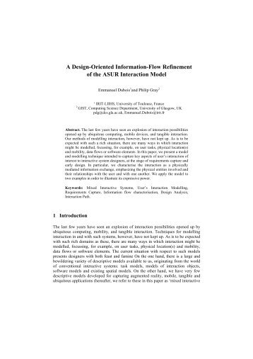 paper published at EIS'07 - IRIT