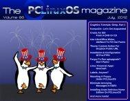 The PCLinuxOS Magazine - From: ibiblio.org