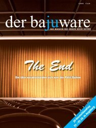 The End - Junge Union Niederbayern