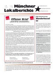 Offener Brief - flink-m.de