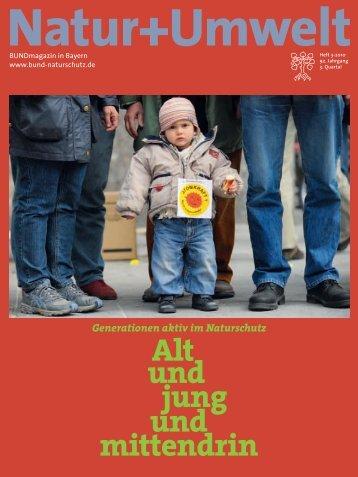 Heft 3-2010 - Bund Naturschutz in Bayern eV