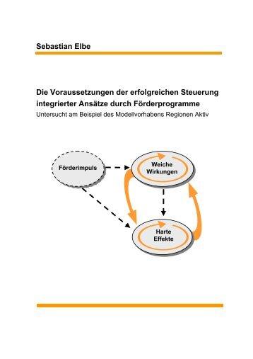 Sebastian Elbe Die Voraussetzungen der erfolgreichen ... - sprint