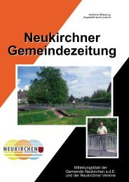 (13,05 MB) - .PDF - Neukirchen an der Enknach - Land Oberösterreich