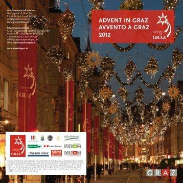 Advent in GrAz Avvento A GrAz 2012 - Graz Tourismus