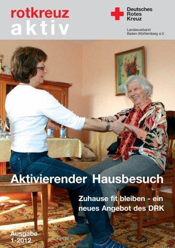 rotkreuz aktiv Deutsches Rotes Kreuz - DRK Landesverband Baden ...