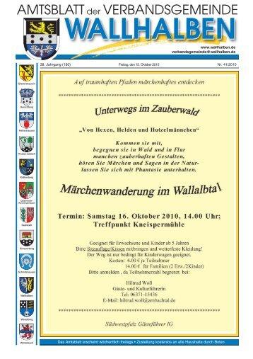 Weselberg - Verbandsgemeinde Wallhalben