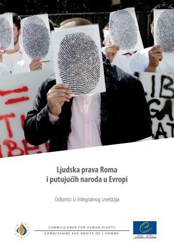 Ljudska prava Roma i putujućih naroda u Evropi