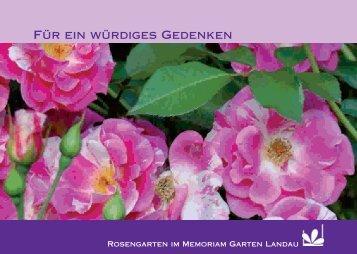 Genossenschaft der Friedhofsgärtner im Lande Rheinland-Pfalz eG