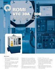 VTC 30A / 30B - Romi