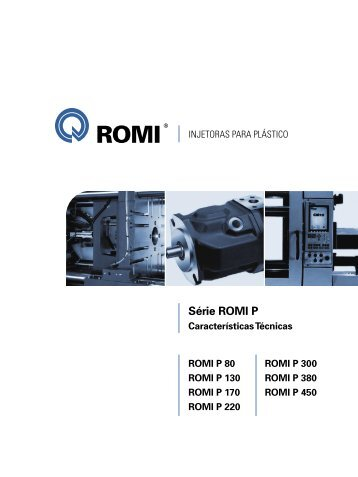 Série ROMI P - Industrias Romi S.A.
