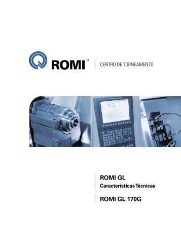 ROMI GL ROMI GL 170G