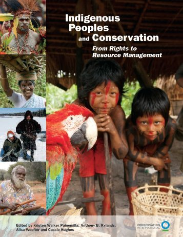 Indigenous People and Conservation - Conservación Internacional ...