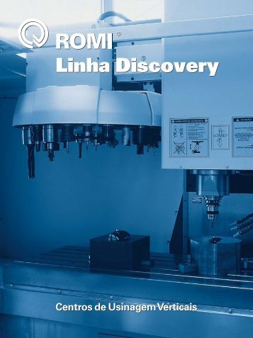 Linha Discovery - Romi