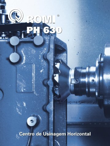 Catálogo em PDF (Romi PH 630)