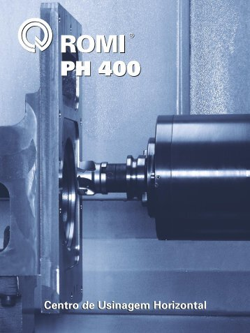 Catálogo em PDF (Romi PH 400)