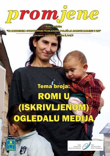 romi u (iskrivljenom) ogledalu medija - NVO Budi moj prijatelj