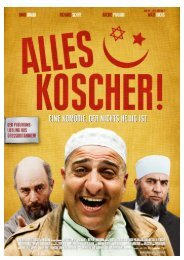Alles Koscher - Presseheft - Thimfilm