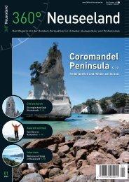 Coromandel Peninsula - bei 360° Neuseeland