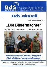 November/Dezember 2011 - BdS Hamburg eV
