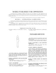14 June 2011 - U.S. Patent and Trademark Office