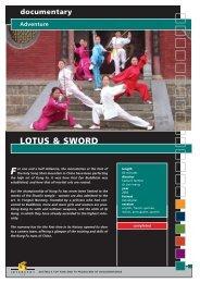 documentary Adventure LOTUS & SWORD - Interspot Film