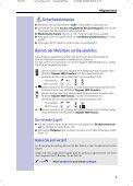 Siemens Gigaset 4035 - Seite 3