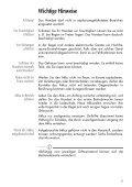 pSpeicher-Taste drücken - Steinegger Elektro AG - Page 7
