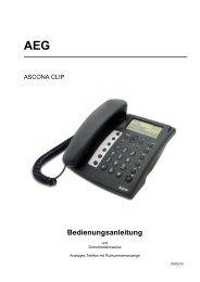 Bedienungsanleitung - JET GmbH