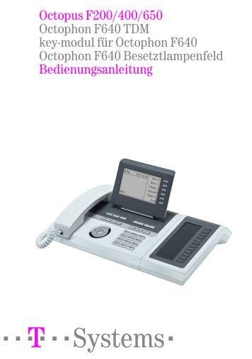 optiPoint 410/420 advance SIP V4.1 - Telekom