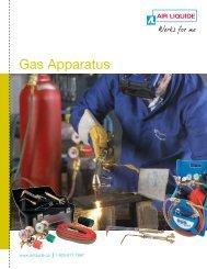 1961-AL brochure Gas Apparatus ENG_Layout 1 - BLUESHIELD