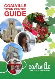 coalville town centre - North West Leicestershire District Council