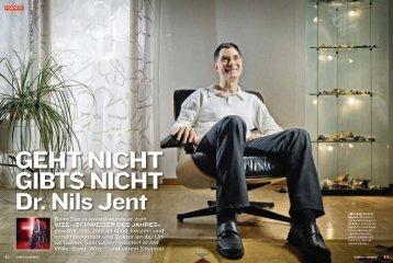 Geht nicht gibts nicht, Dr. Nils Jent
