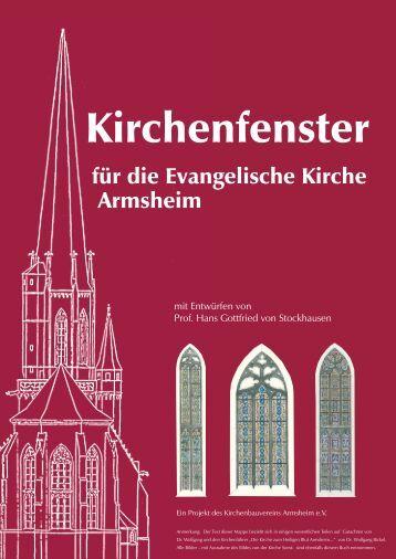 Kirchenfenster - Evangelische Kirchengemeinde Armsheim