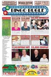 November 2012 Los Angeles Edition - Bingo Bugle