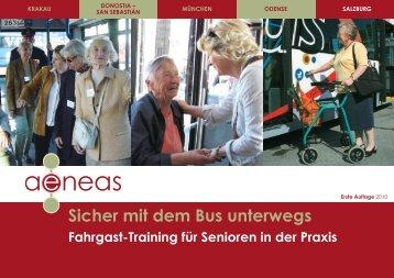 Sicher mit dem Bus unterwegs - AENEAS