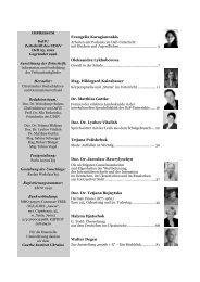 DIDAKTIK UND METHODIK Ausrichtung der Zeitschrift: Hersteller ...