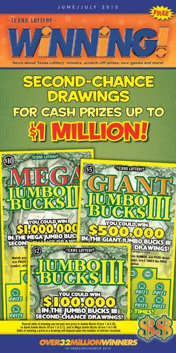 Over32MilliOnWinners - Texas Lottery