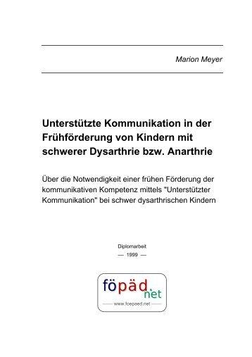 gesamte Arbeit (pdf-Format) - bei föpäd.net