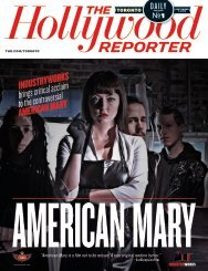 to read the Day 1 PDF - The Hollywood Reporter