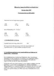 Bilanz - Land Tirol