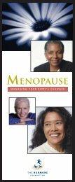 Menopause - The Hormone Health Network