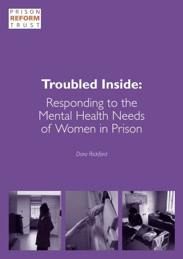 Troubled Inside: - Prison Reform Trust