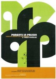 Parents in Prison - Catholic Prison Ministry